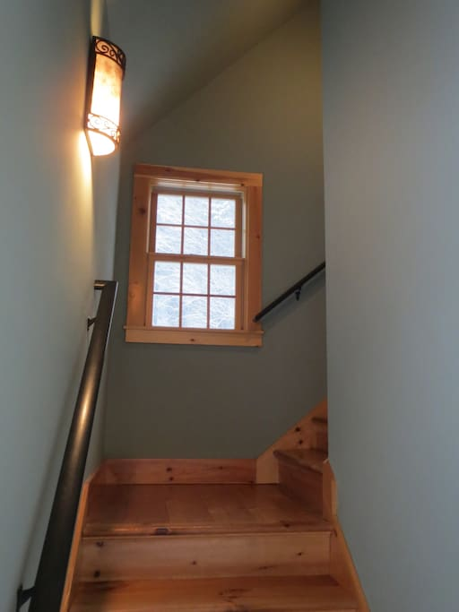 Entrance Stairway