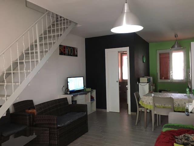 Accogliente casa su tre livelli - Centola Palinuro  - Rivitalo