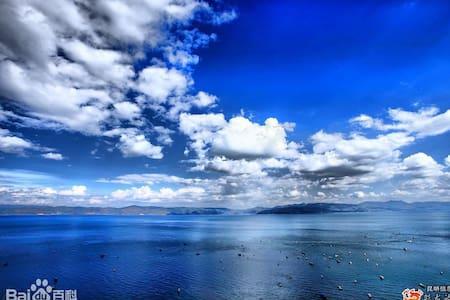 抚仙湖逸渺户外运动客栈山景房 - Yuxi