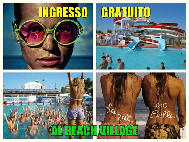 RICCIONE BEACH HOTEL- ENJOY THE SUMMER - QUADRUPLA