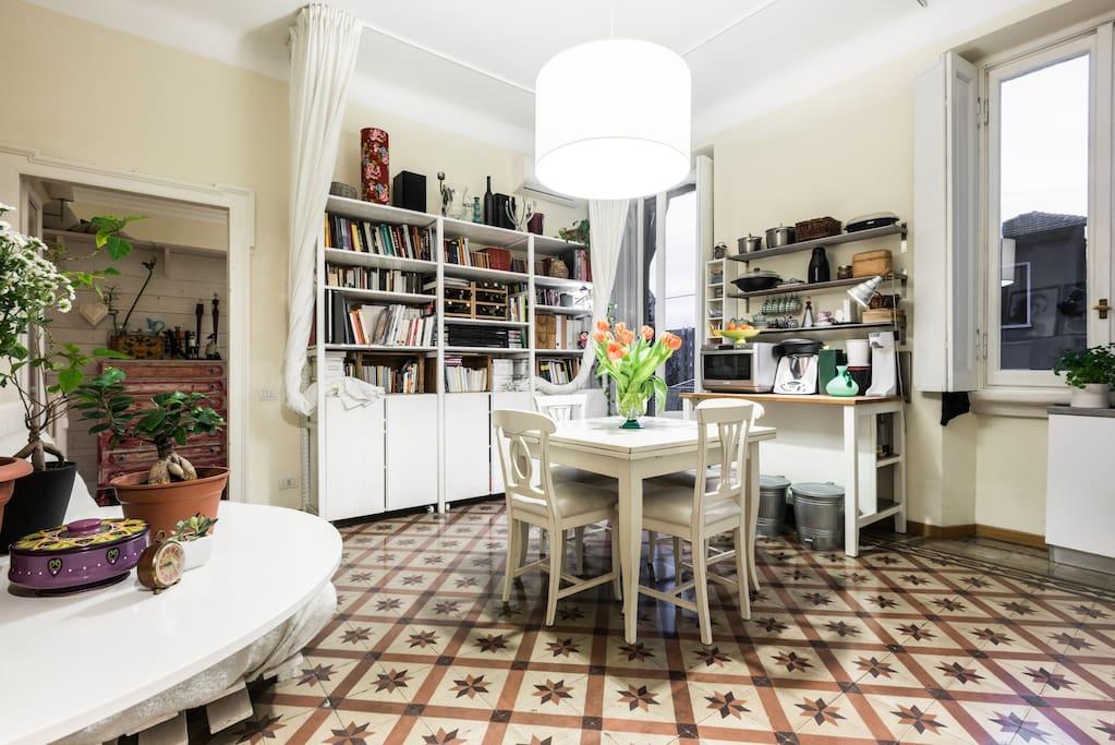 Bilocale navigli centro milano appartamenti in affitto a for Appartamenti a milano centro