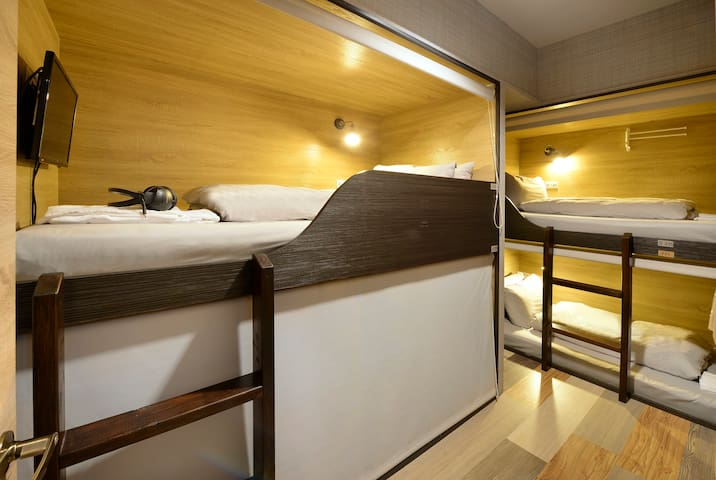 BEST TO TRAVEL 1 Bunk 1Bed in FEMALE DORM