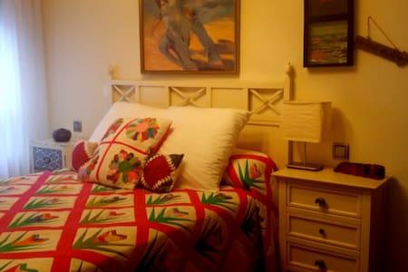 Habitación cama doble con baño Santurtzi - Santurtzi - Wohnung