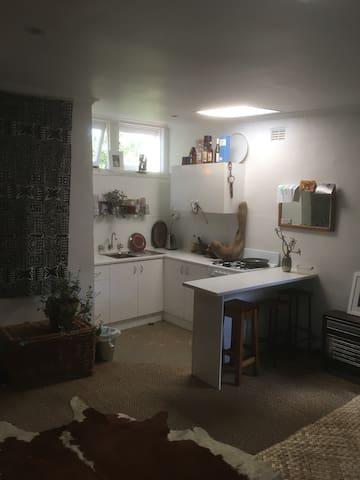 Whole Granny flat in heart of Balmain - Balmain - Apartament