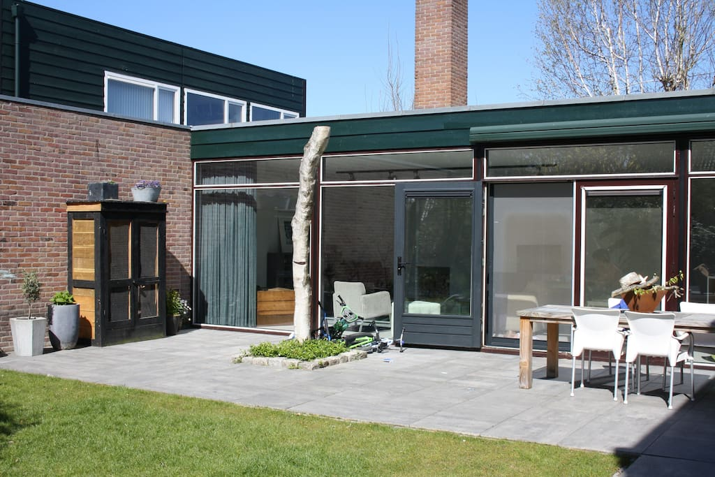 Family House with Garden - Houses for Rent in Woerden ...