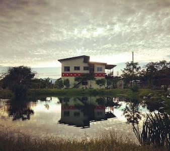 享受大自然的農村生活體驗dogful@豆府小樓東廂房