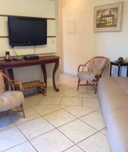 Conforto e tranquilidade - Águas de São Pedro - Apartment
