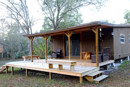 Best Little Cabin on the Withlacoochee RIver! - Dade City