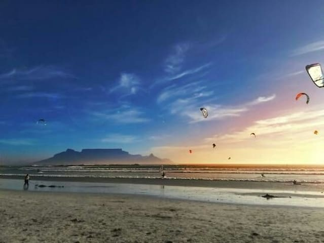 Self catering Kite beach flatlet - Cape Town - Apartment