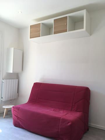 Appartement meublé/rénové Aiguelongue