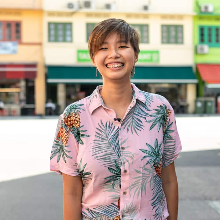 Learn more about the host, Geylang.