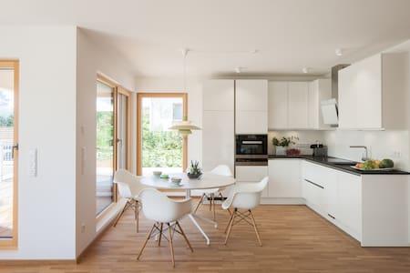 Wohngesundes Gästeapartment im Herzen Rheinhessens - Alzey - Apartament
