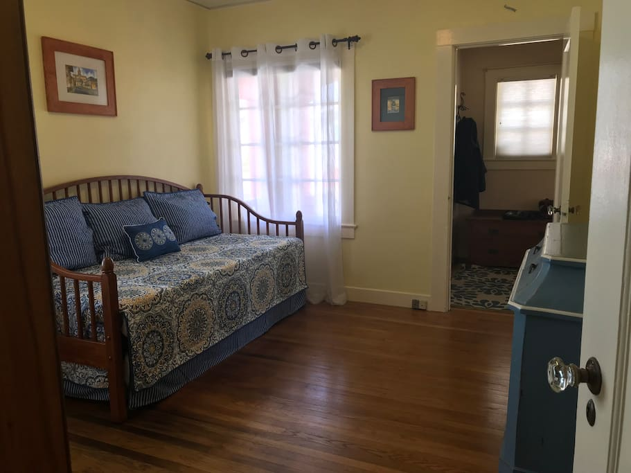 Guest Room (note this is a trundle bed, so can be turned into two separate single beds).