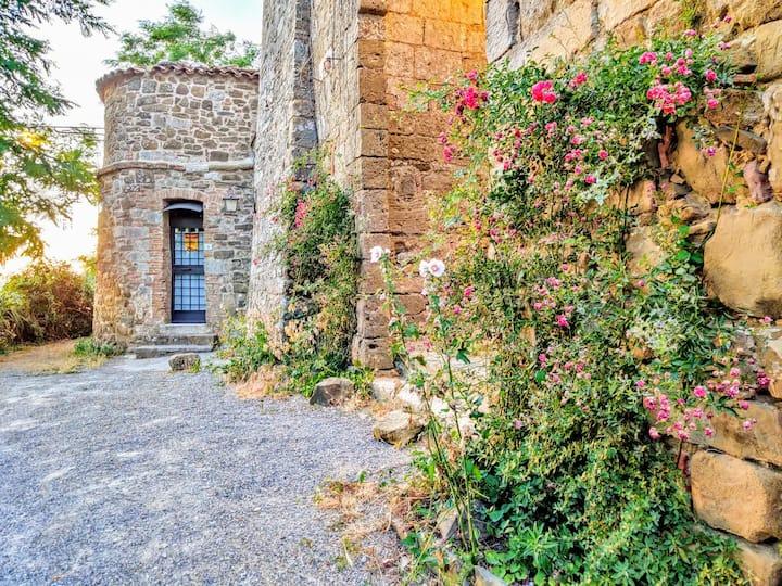 Stunning Tuscan apartment in 14 Century Palazzo
