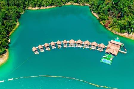 500Rai Khao Sok Floating Resort - Khao Wong