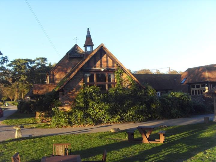 Spiral Cottage