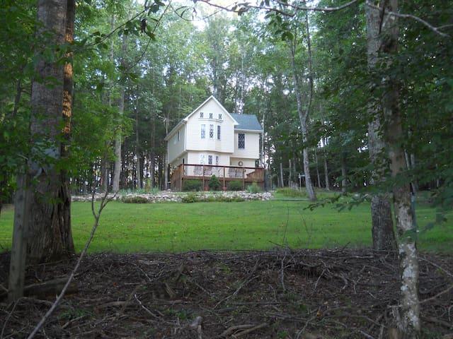 the Poplars Cottage