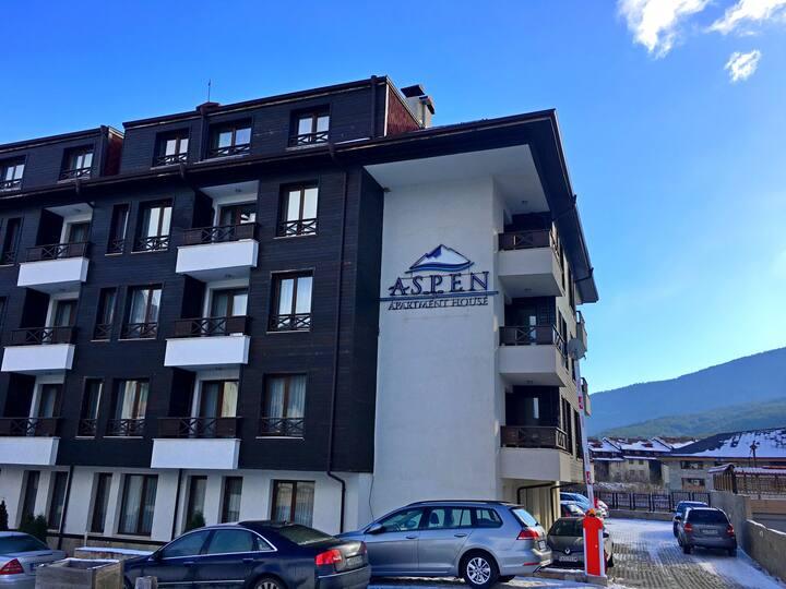Aspen House (1 bed)