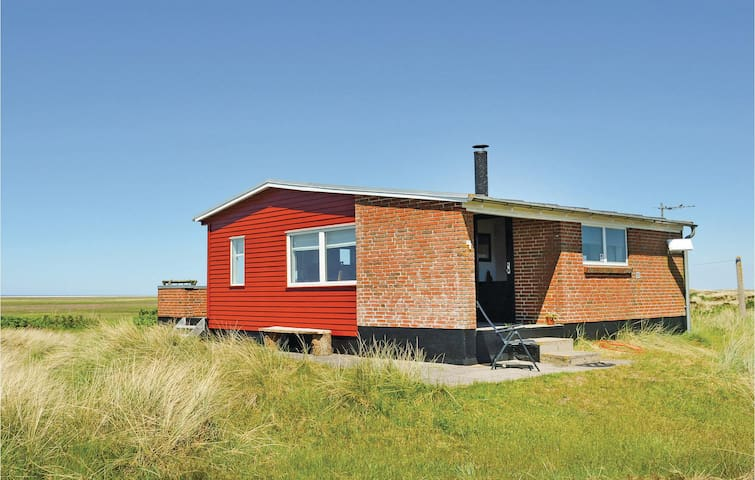 Holiday cottage with 1 bedroom on 56 m² in Rømø
