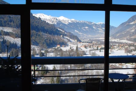 Alpine Loft: Ski Spa Hike Bike Golf - Badgastein - Appartement