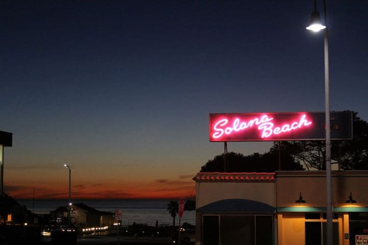 Welcome to Beautiful Solana Beach