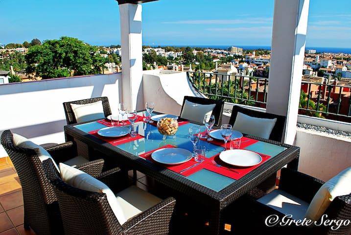 Enjoy Balcon De Benavista Penthouse