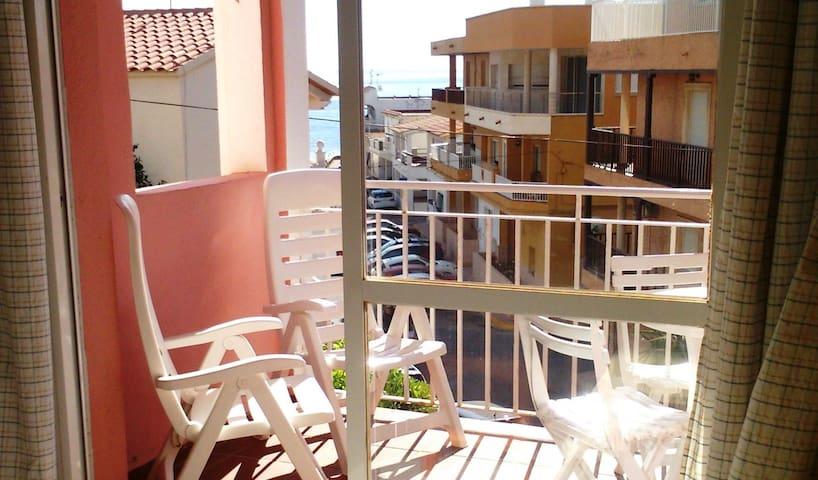 Apartamento precioso en la Playa de Villaricos.