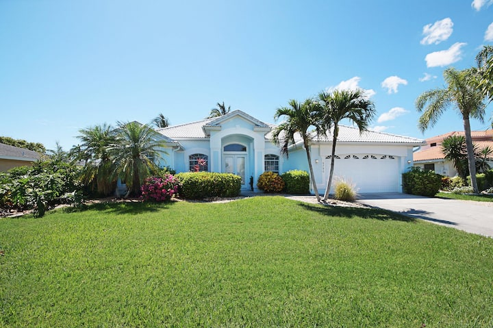 Wischis Florida Vacation Home - Tarpon View in Cape Coral