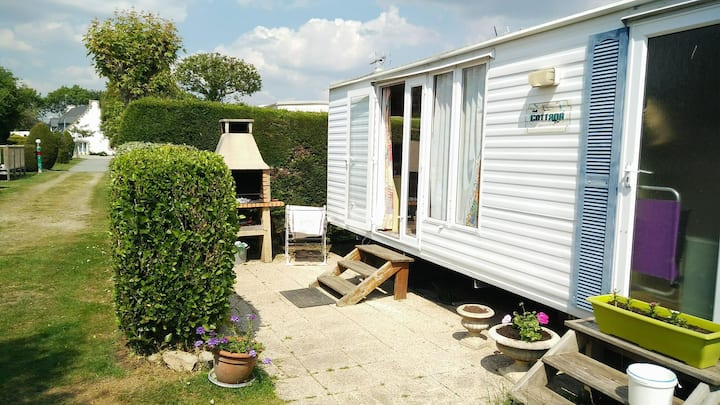 Charmant Mobil Home - Camping ***