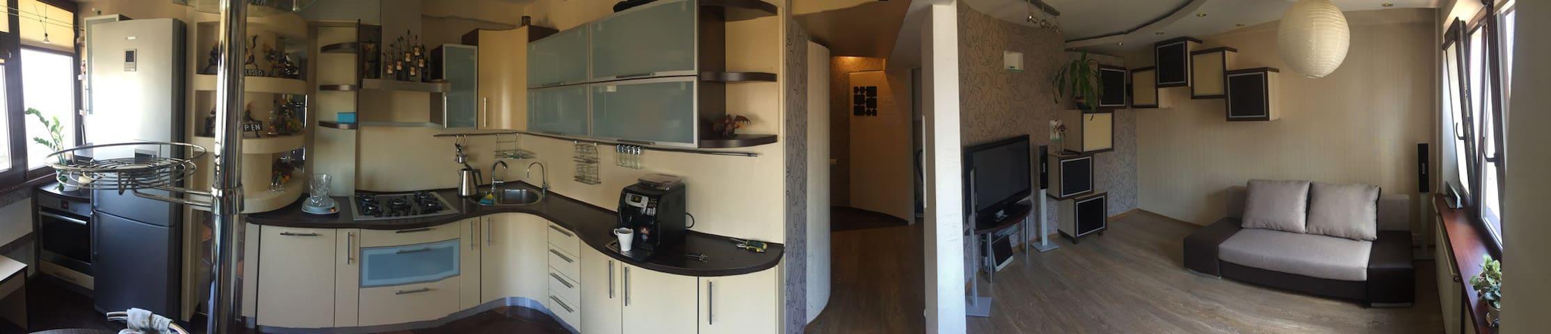 Очень милая и уютная квартира - Минск - Pis
