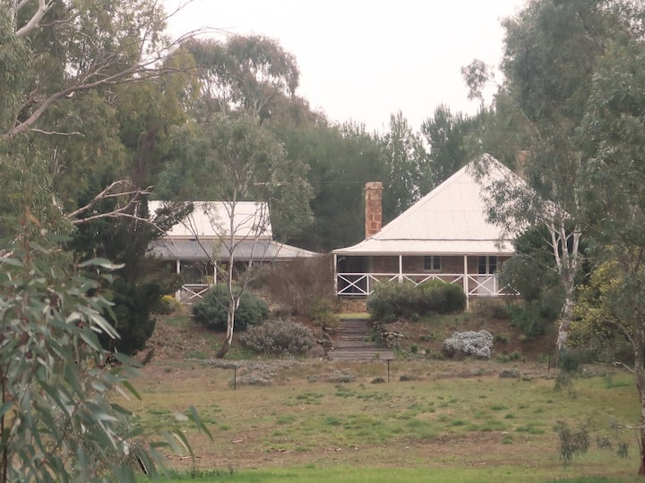 Millers House in Mintaro