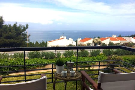 Summer House Near The Sea (+ Russian) - Nea Fokea
