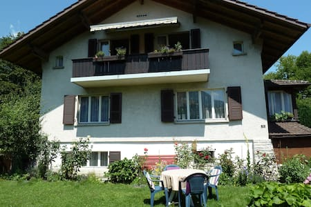 Apartment Rose, Interlaken Ost for 2 persons - Interlaken - Lägenhet