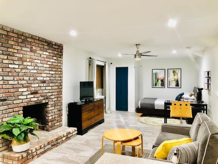 Atlanta Studio Apartment, Clean & Cozy!