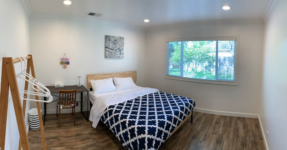 Cozy Private bedroom/San Jose