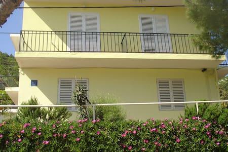 Apartment Mateo (1/6) - MLJET island - Okuklje - Maison