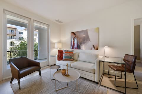Two Bedroom with Numerous High-End Amenities