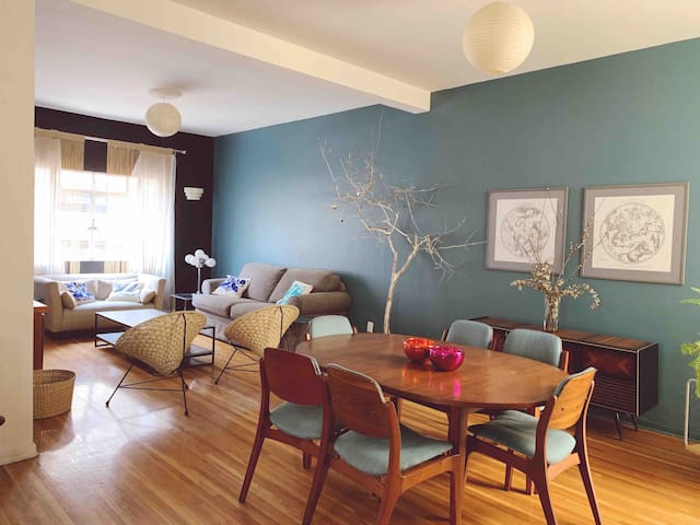 Lovely apartment in Condesa neighborhood!