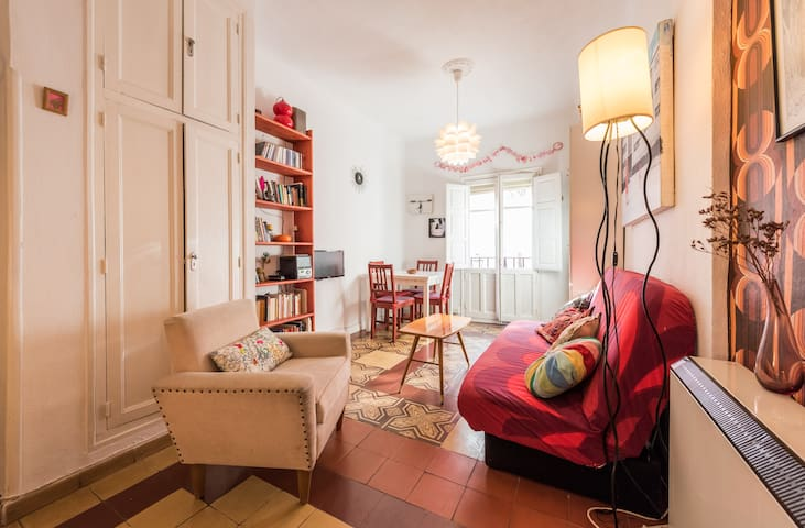 Lovely and artsy apartment - Madrid - Appartement
