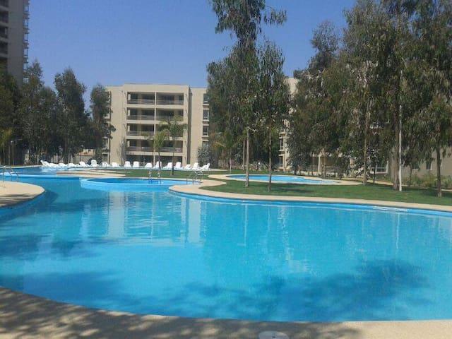 Espectacular departamento en Costa Algarrobo Norte - Algarrobo Norte - Apartment