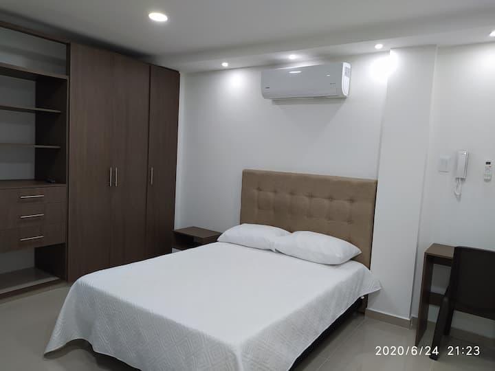 Habitación Amoblada en Tuluá (Tipo Hotel) HC