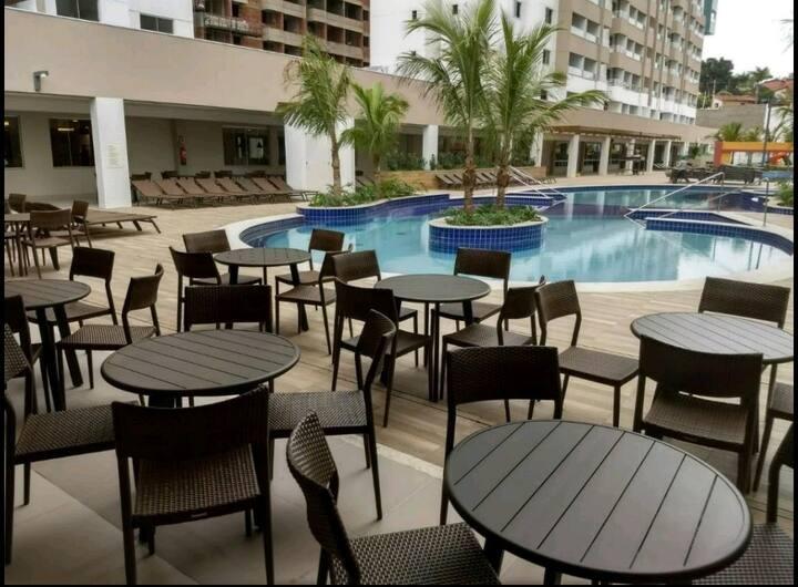 Olimpia Park Resort - 5min das Thermas