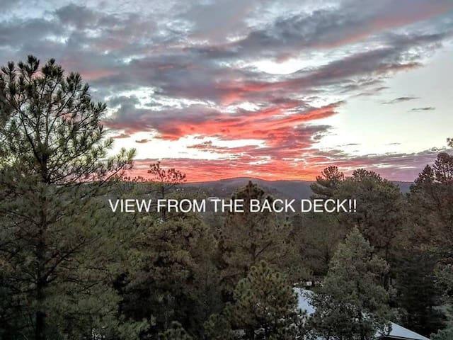 Mountain View Cabin, 5 min to Shopping, 3/2, WIFI