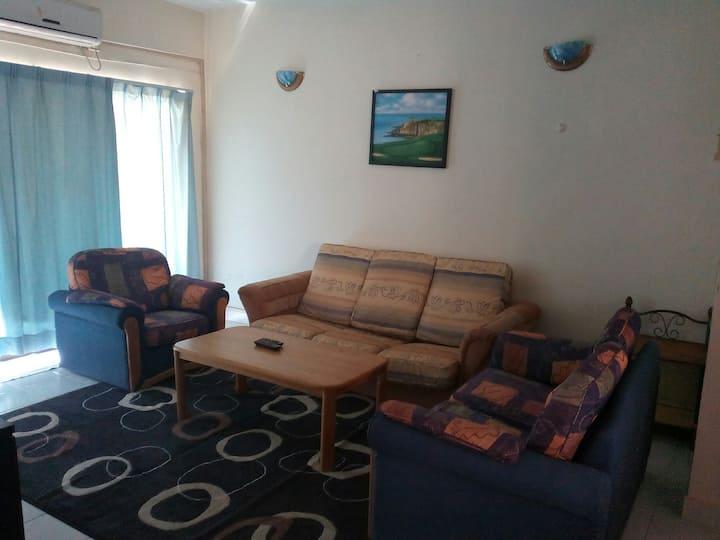 Apartmant near the beach alya_tini@yahoo.com