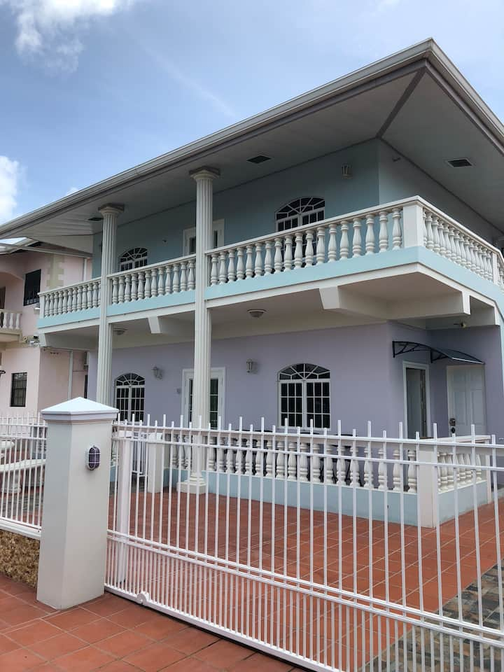 Ramsarran's Apartments Tobago Apt 1 (2 Guests)
