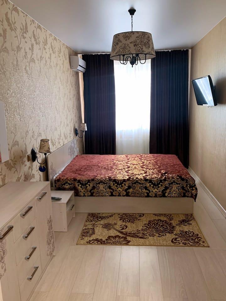 Просторная квартира у Моря