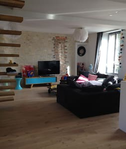 Appartement au calme - Égleny - Huoneisto