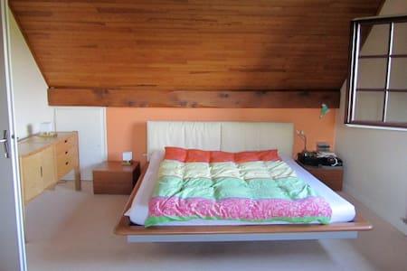 SalonAutoGenève-Bed Room atSauverny - Sauverny - House