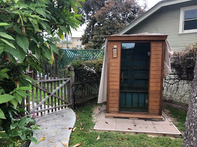 Two Person Infrared Sauna - Must make Arrangements Prior to Stay
