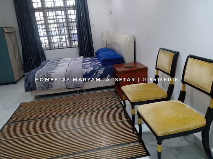 HOMESTAY ALOR SETAR, SEMI-D HOUSE FULLY AIR-COND